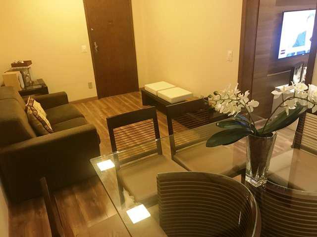 Apartamento aluguel sion 3 quartos com suíte 2 vagas livres