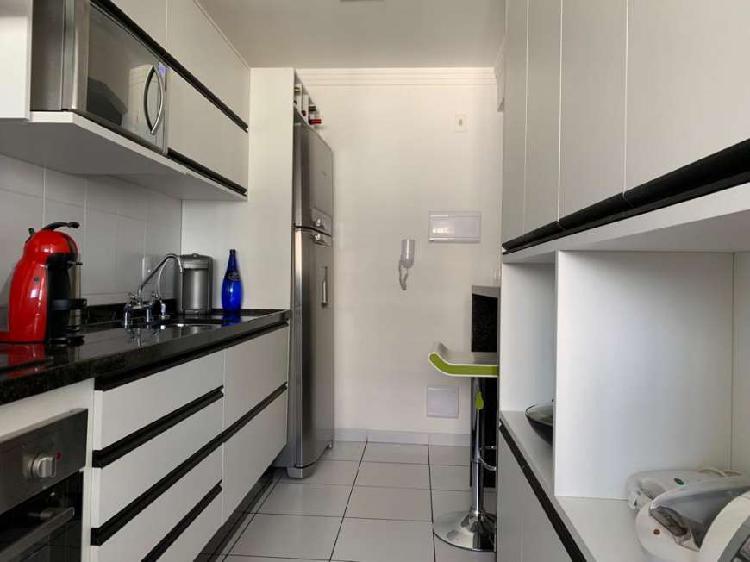 Apartamento com 71 metros com terraço com churrasqueira com