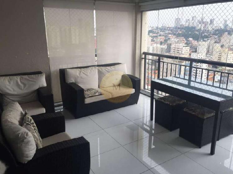 Apartamento alto padrão mobiliado na lapa