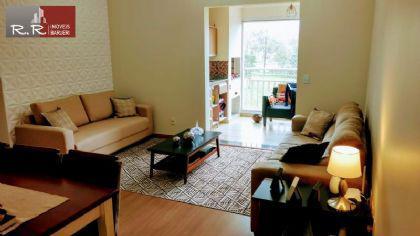 Apartamento condomínio parque barueri 85 mts sala ampliada