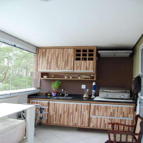 Apartamento a venda 3 quartos no morumbi - são paulo - sp