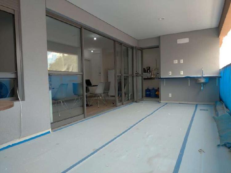 Apartamento com 3 dormitórios na vila olímpia + acabamento