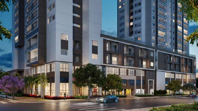 Apartamento em santo amaro com 84m² | 3 dormitórios com 2