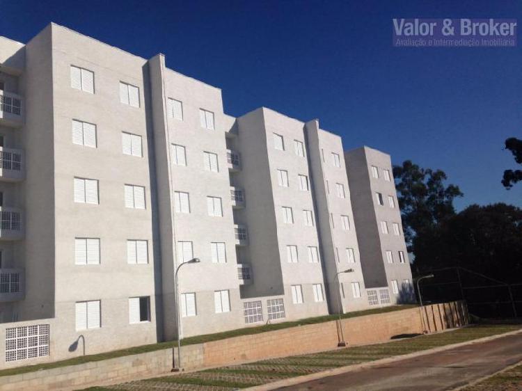 Apartamento para venda em salto, guaraú, 2 dormitórios, 1