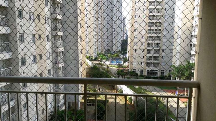Apartamento para aluguel com 56 metros quadrados com 2