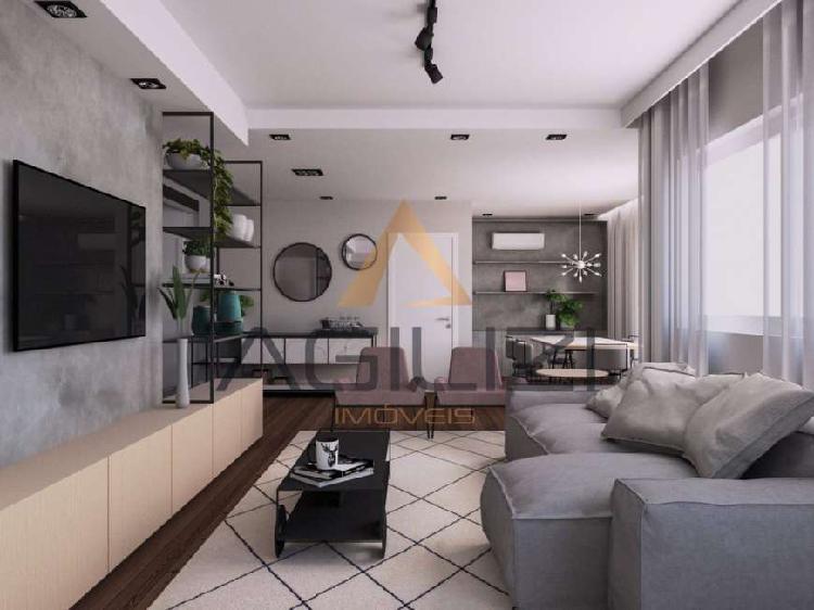 Apartamento para venda possui 113 metros quadrados com 2