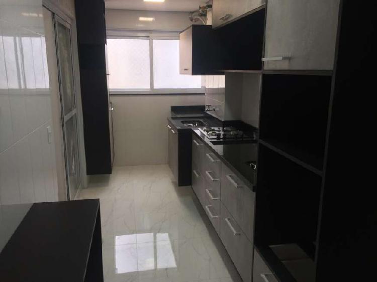 Apartamento para venda tem 91 metros quadrados com 3 quartos