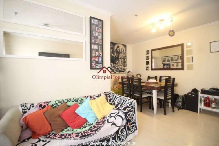 Apartamento à venda com 95m² - vila olímpia, são paulo.