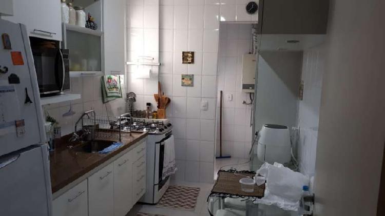 Apto de 2005 a venda de 63.39² com 02 dormitórios + 01