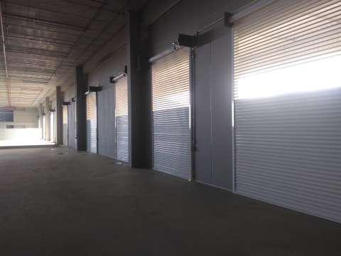 Galpão novo em condominio com modulos de 4.823