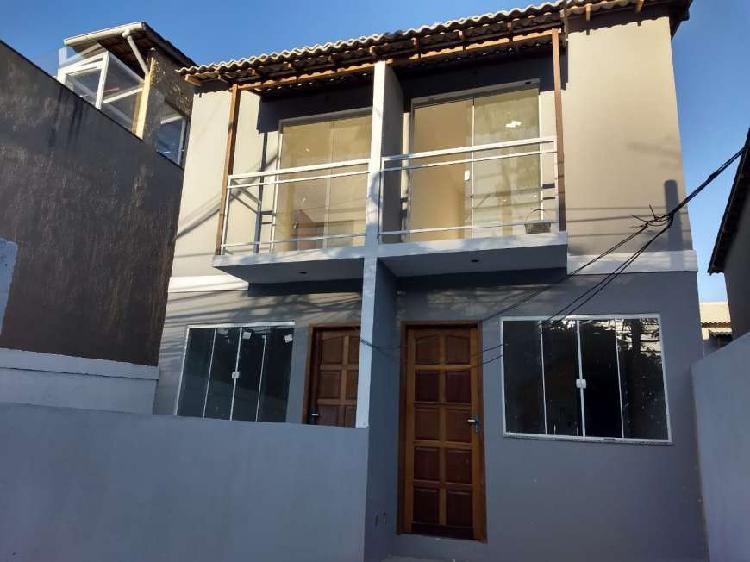 Maria paula - ótimas casas duplex primeira locação