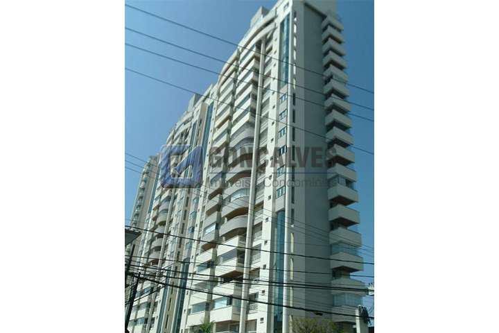 Venda apartamento santo andre bairro casa branca ref: 112934