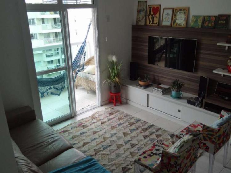 Timo apartamento com 76 m² , no jardim icaraí ,com 2