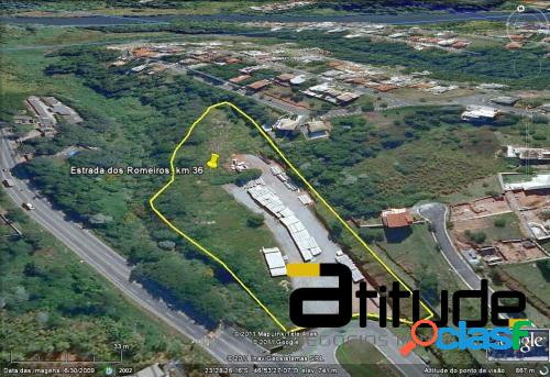 Área 27.279.50 m2 próximo a rodovia castelo branco