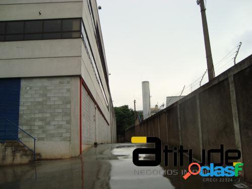 Galpão 5.600 m2 em Parque Mazei - Osasco