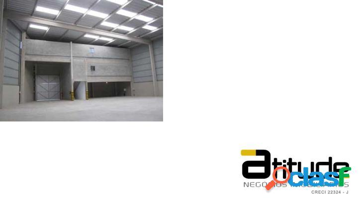 Galpão 1.730 m2 em cotia