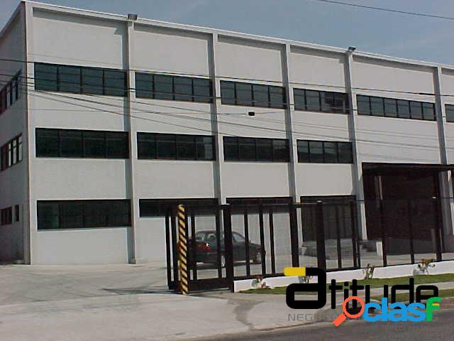 Galpão barueri 9.000 m² area fabril