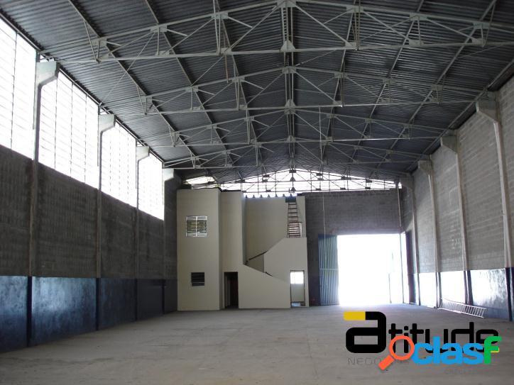 Galpão industrial e logistico em barueri 600 m²