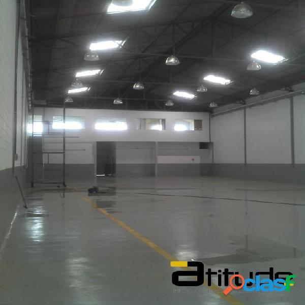 Galpão 720 m2 chacaras marco em barueri