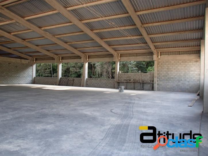 Galpão industrial e logístico em caieiras 5.019 m²