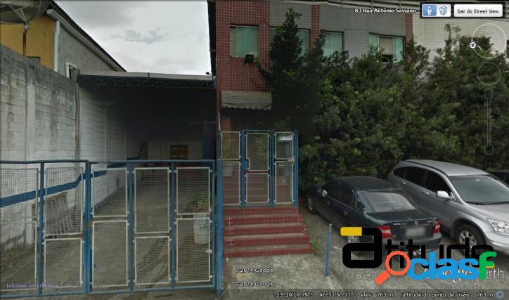 Galpão 1.000 m² para locação barueri.