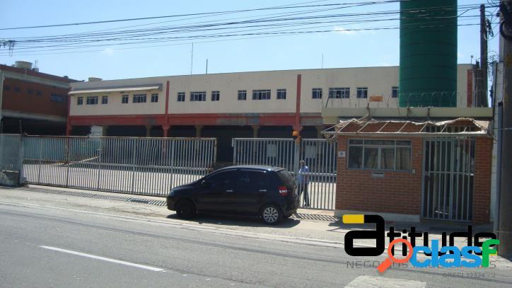 Galpão 3.480m² em barueri alphaville
