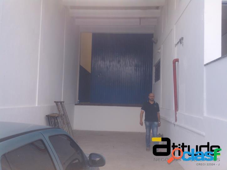 Galpão 900 m2 chácara marco - barueri