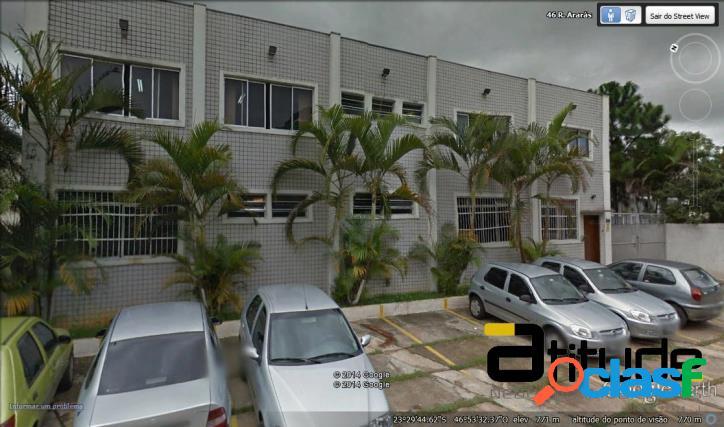 Galpão 940 m² aluguel - jardim califórnia em barueri - sp.