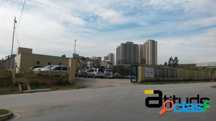 Terreno em condomínio fechado de 4.000 m² para locação em barueri