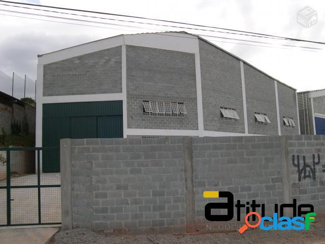 Galpão de 800 m² para alugar chácara marco em barueri - sp