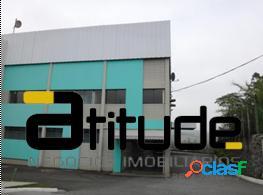 Galpão 630 m² locação cond. fechado santana parnaíba
