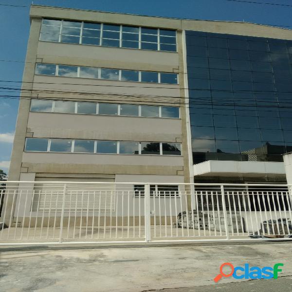 Prédio comercial - Tambré Empresarial- Santana Parnaíba