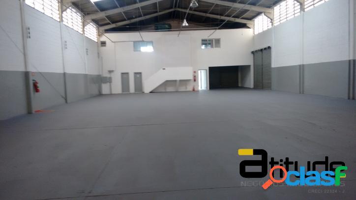 Galpão 750 m2 chácara marco em barueri