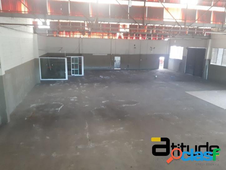 Galpão locação 850 m2 em barueri