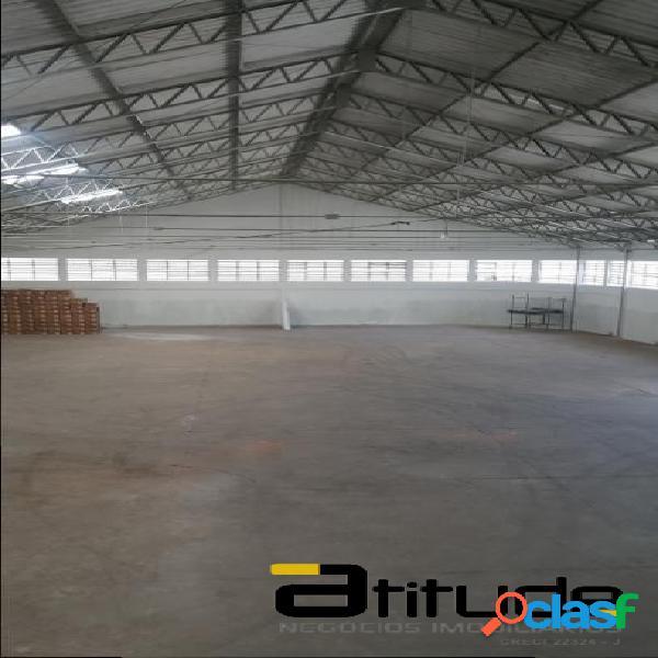 Galpao para locação em barueri 2300 m²