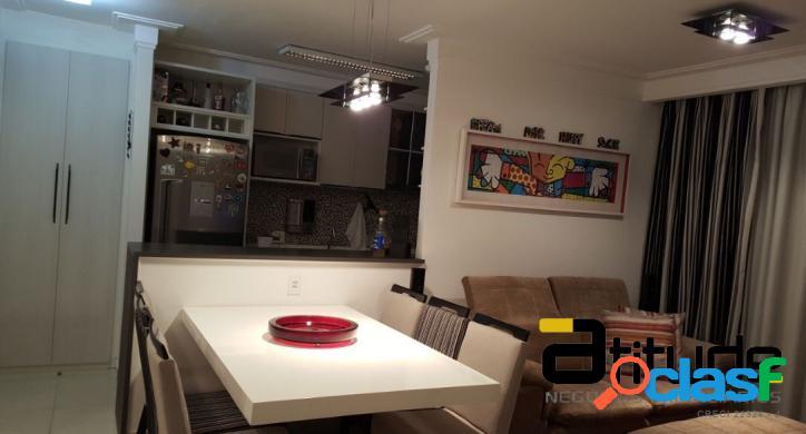 Apartamento 72m² em barueri no alphaview