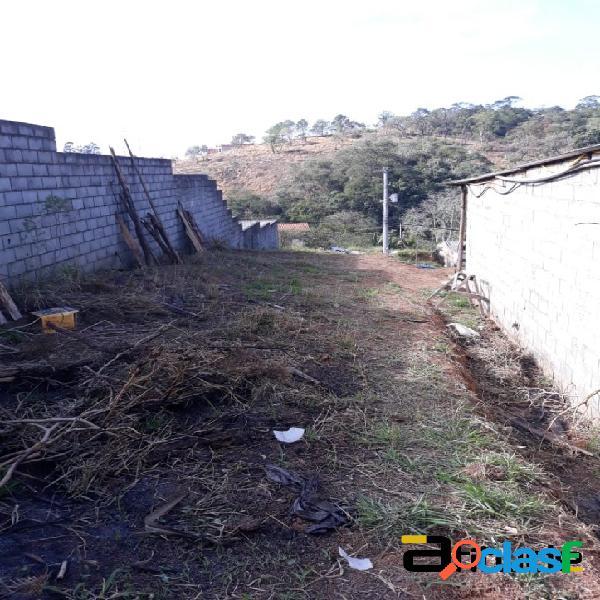 Terreno a venda no refugio dos bandeirantes em santana de pa