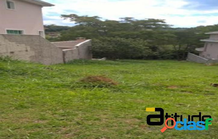 Terreno de 269 m² condomínio new ville santana de parnaíba