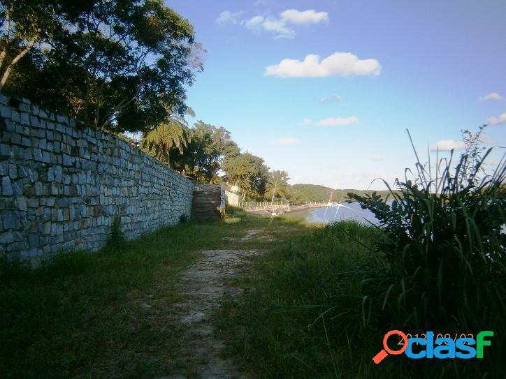 Terreno localizado no rio buranhém ref 131