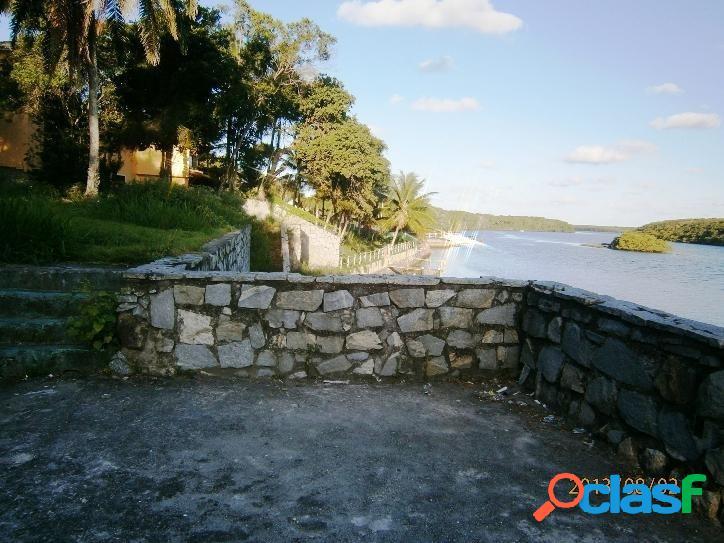 Terreno localizado no rio Buranhém REF 131 1