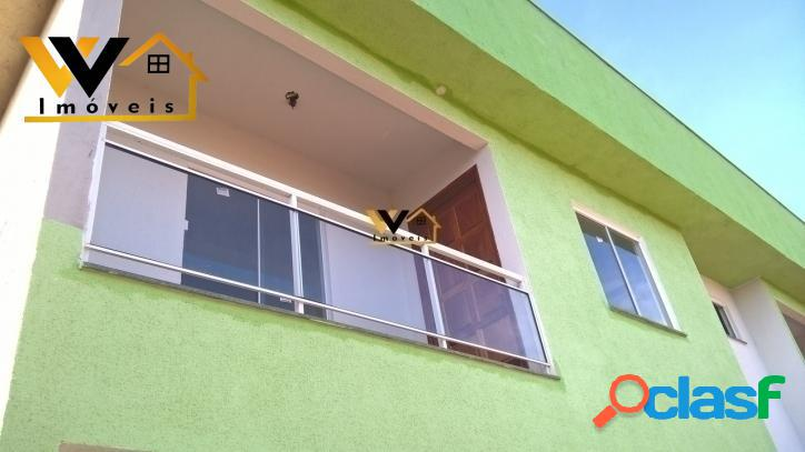 Apartamento com dois quartos em itaipuaçu