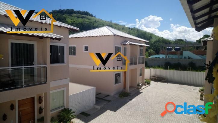 Excelente duplex com dois quartos em itaipuaçu