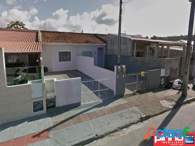 Casa geminada 02 dormitórios, venda direta caixa, bairro forquilhas, são josé, sc
