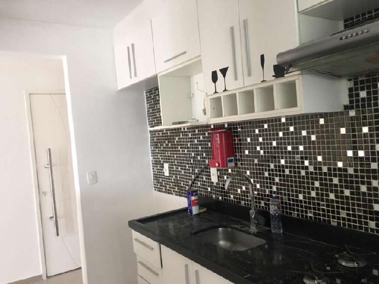 Apartamento para aluguel e venda tem 62 metros quadrados com