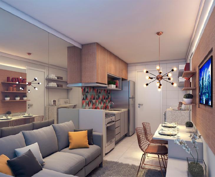 Apartamento para venda com várias metragens em cambuci -
