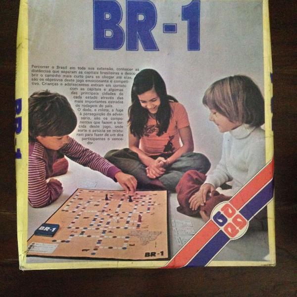 Br - 1 grow brinquedo antigo completo