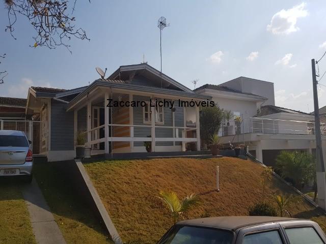 Casa residencial em valinhos - sp, condomínio residencial