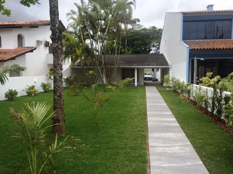 Casa frente ao mar em itapema - para locação de temporada