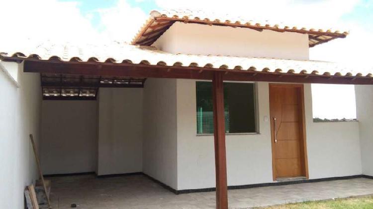 Casa individual - lagoa santa - ótima oportunidade e