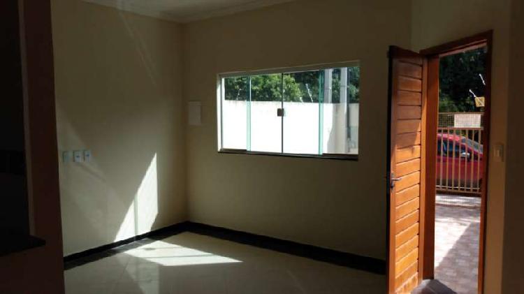 Casa térrea no bairro quiririm - taubaté - 2 dormitórios